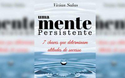 """Entrevista para Jornal Meon sobre o livro """"Uma mente persistente"""""""