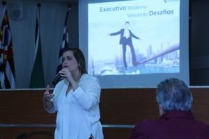 Palestras na Associação de Comércio e Indústria SJC