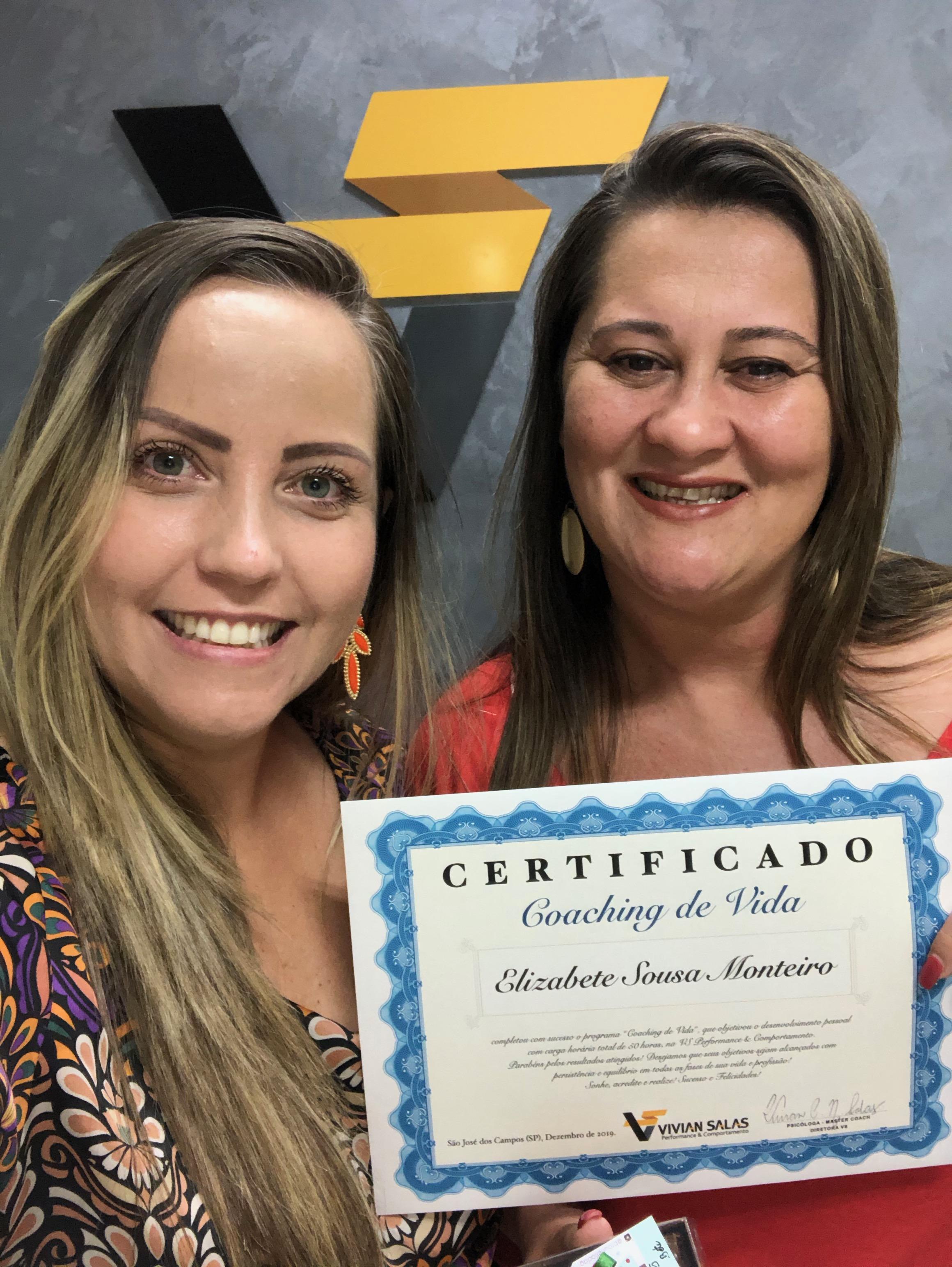 Elizabete Monteiro | Coaching de Vida
